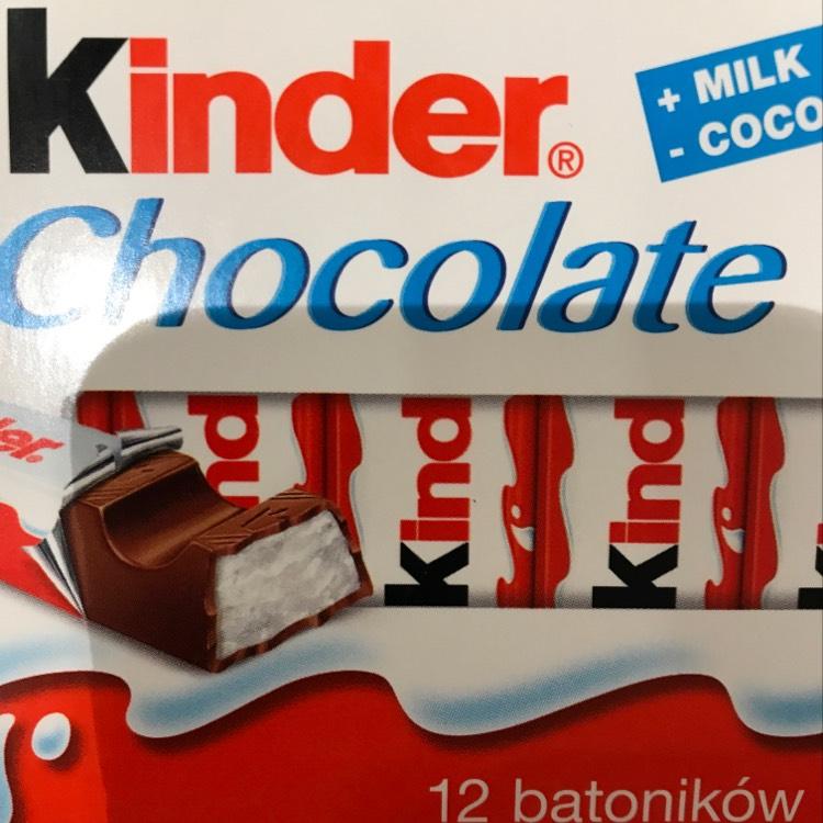 Kinder chocolate - Empik
