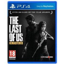 The Last of Us Remastered PS4 (wersja cyfrowa) za ok 59zł @ cdkeys.com
