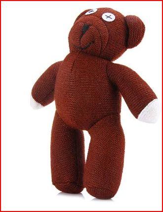 Mr Bean Teddy Bear