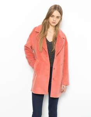 Damski płaszcz za 119zł (-80zł) @ Bershka