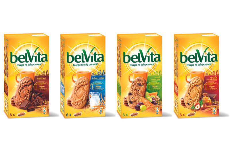 Belvita ciastka śniadaniowe 300 g za 4,95 zł @ Kaufland