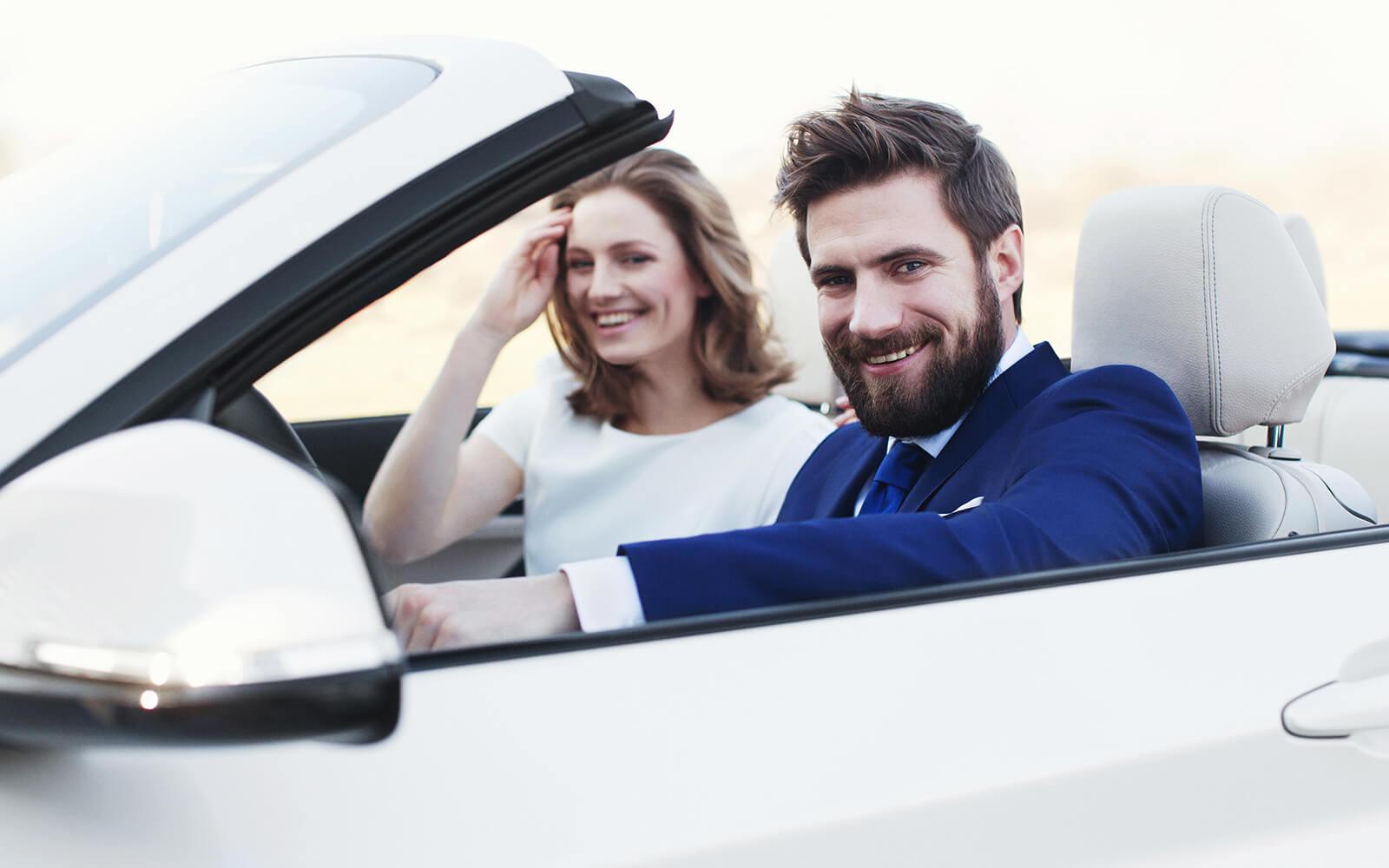 BMW na weekend za zakup zestawu ubrań @ Bytom