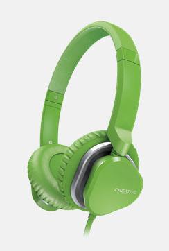 Słuchawki CREATIVE Hitz MA2400 zielone za 99,90 zł @ Saturn