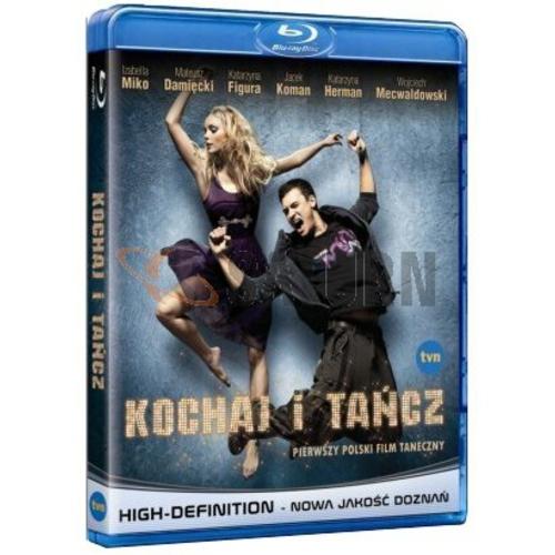 """film """"Kochaj i tańcz"""" na Blu-Ray za 3zł @Saturn"""