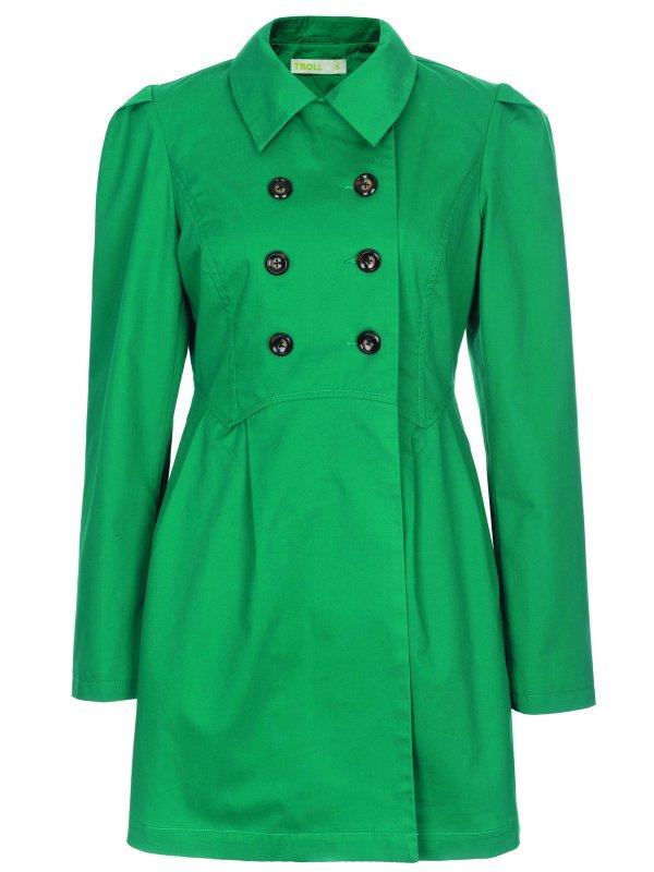 Damski płaszcz za 70zł (170zł taniej!!) @ Top Secret