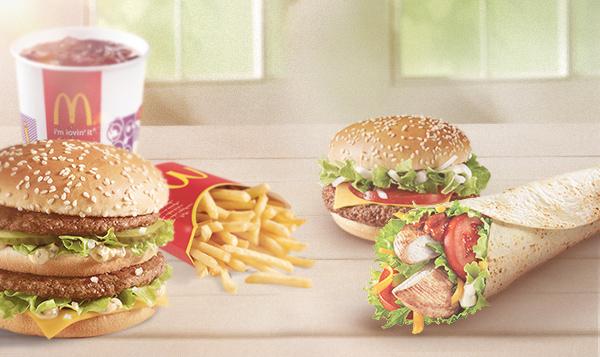 Szklanka McCafe jako GRATIS do zamówienia @ McDonald's