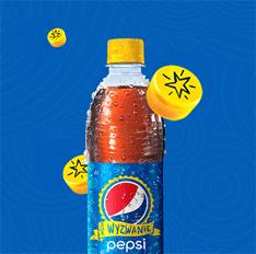 Wymieniaj zakrętki na prezenty (Pepsi 0,5L, Hot Dog, głośnik Philips) @ Pepsi