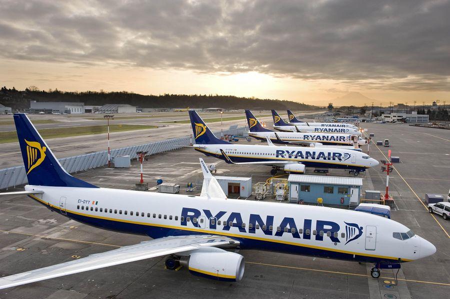 Krajowe bilety lotnicze na trasie Warszawa-Gdańsk oraz Wrocław-Warszawa za 9zł @ Ryanair