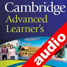 90% taniej Audio Cambridge Advanced Learner's Dictionary @iTunes