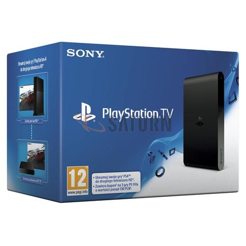 SONY PlayStation TV za 249zł (70zł TANIEJ) @ Saturn / EURO