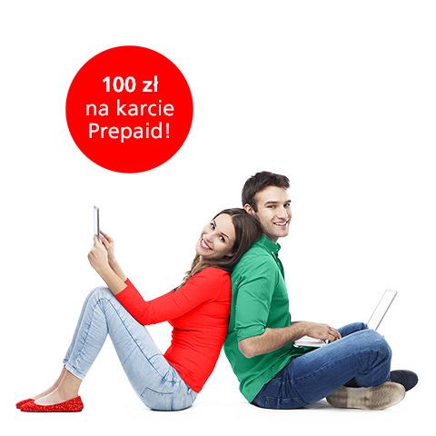 Załóż konto mobilne i odbierz 20 zł do Empiku lub kartę prepaid z doładowaniem100 zł @ BZWBK