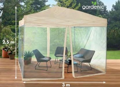 Pawilon ogrodowy z moskitierą za 139 zł @ Biedronka