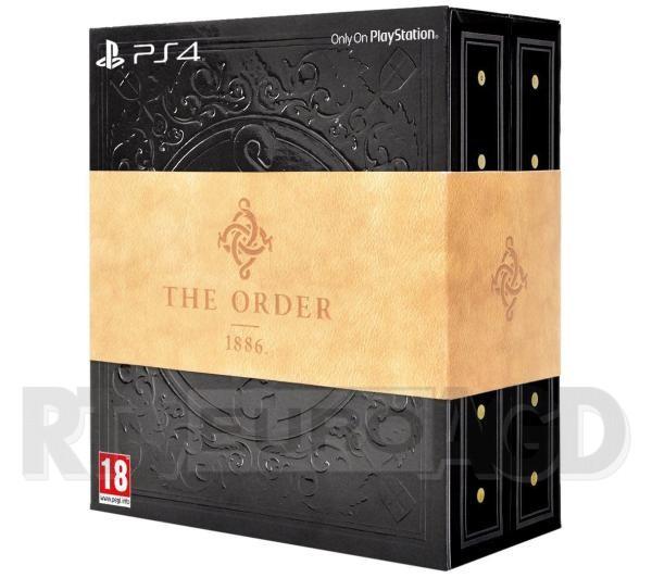 The Order 1886 - Edycja Limitowana lub Edycja Kolekcjonerska @Euro.com.pl