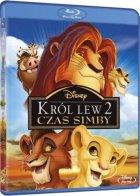 Król Lew 2: Czas Simby  (Blu-Ray) za 14,99zł @FilmnetKM.pl
