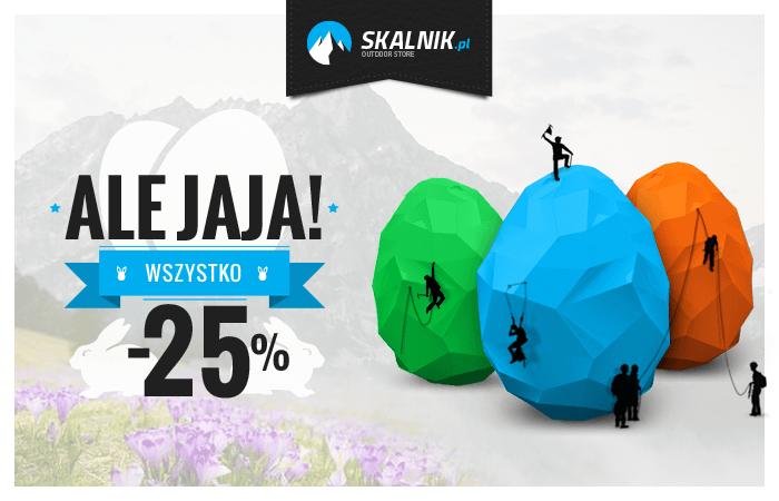 -25% na wszystko @ Skalnik