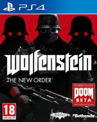 (AKTUALIZACJA) Wolfenstein: The New Order (PS4) za ok. 85zł @ Amazon.fr