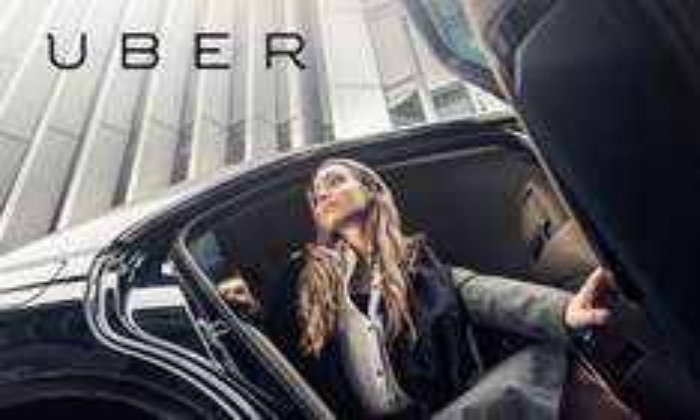 60zł na przejazdy taksówkami UBER w Warszawie za 9,99zł @ Grupon
