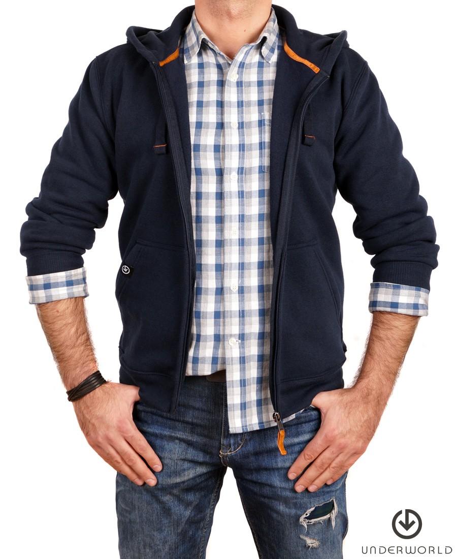 Męska bluza z kapturem za 45zł (100zł taniej!) @ Morillo