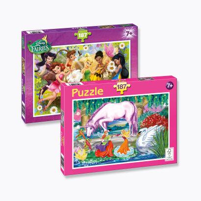 Puzzle dla dzieci za 7,99zł @ Aldi