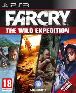(AKTUALIZACJA) Far Cry: The Wild Expedition - 4 GRY (X360,PS3) za 68zł @ Zavvi
