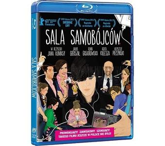 Sala Samobójców na Blu-Ray za 10zł @ Saturn