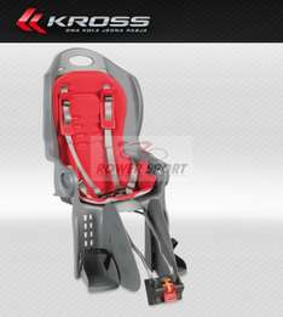 Fotelik rowerowy Kross Cozy za 179zł (-90zł) @ Rower Sport