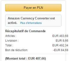 PlayStation 4 + PlayStation TV (voucher na 3 gry PS Vita) + Bloodborne + 90 dni PS+ za ok. 1635zł @ Amazon.fr