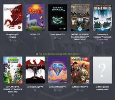 Aktualizacja! Origin Bundle 2 (Dragon Age II, Dead Space 2, Mass Effect 2 i inne) @ Humble Bundle