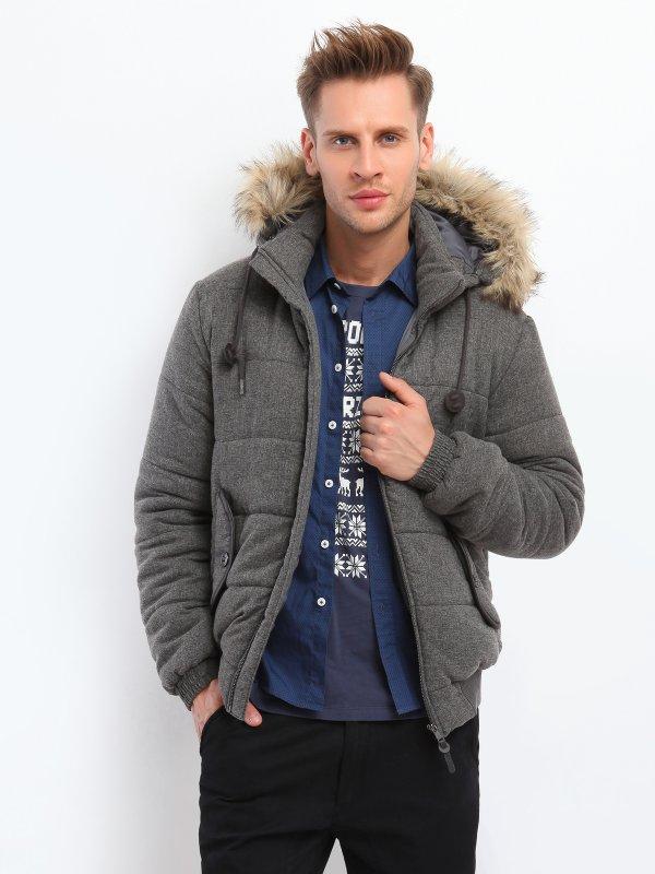 Męska kurtka zimowa za 70zł (180zł taniej!!) @ Top Secret