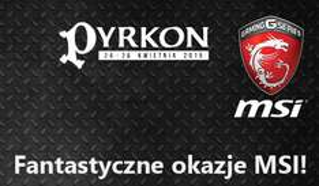 Specjalne okazje na Pyrkon 2015 @ X-kom