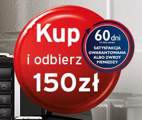 Zwrot 150zł przy zakupie eskpresów Cafissimo @ Neo24.pl
