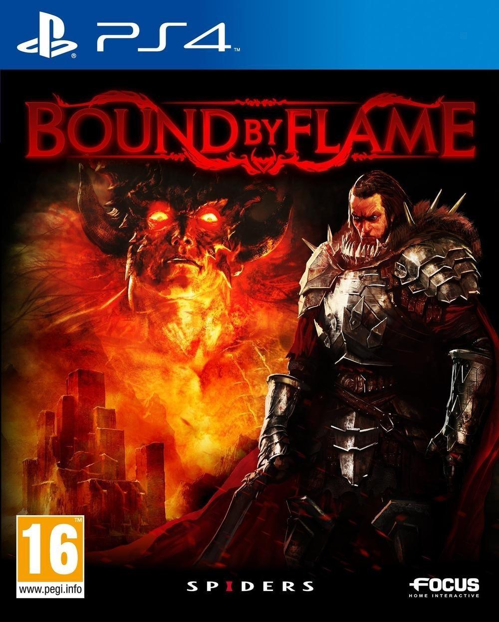 Bound by Flame (Playstation 4) za około 57zł z wysyłką @ Amazon.fr