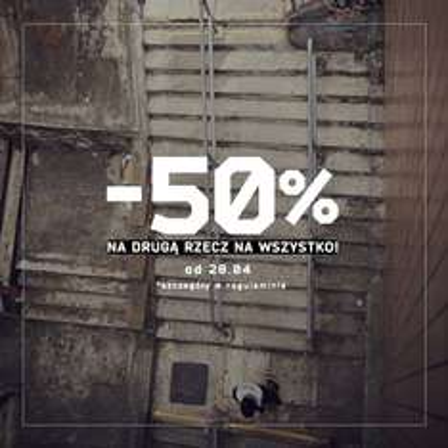 Druga rzecz -50% @ Cropp