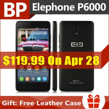 Smartfon Elephone p6000 (5', 4x1,5GHz, 2GB RAM, 16GB pamięci, LTE, Android 5.0) za około 440zł @ AliExpress