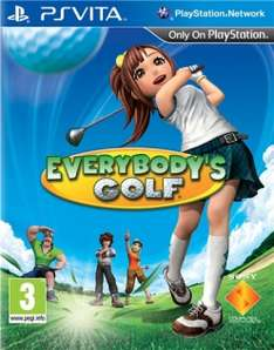 Everybodys Golf (PS VITA) za 34,90zł @ Ultima.pl