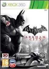 Batman Arkham City oraz Arkham Asylum po 17.49zł i inne (dla posiadaczy abonamentu Xbox Live Gold) @ Xbox Marketplace