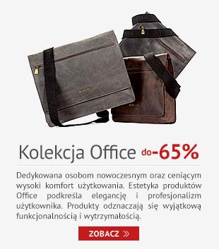 Do 65% zniżki na kolekcję Office @ Wittchen