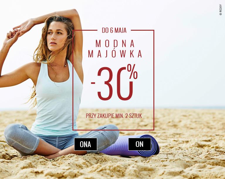 Rabat 30% przy zakupie min. 2 sztuk @ Answear