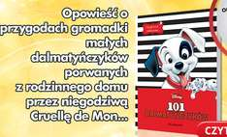 Książeczki dla dzieci po 4,99zł @ Biedronka
