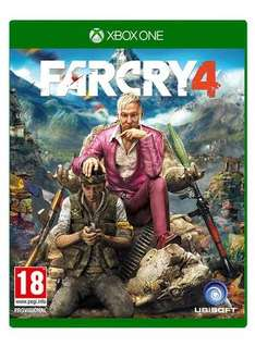 Far Cry 4 Xbox One @ Auchan