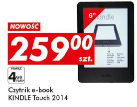 Czytnik książek Kindle 7 All-New-Touch za 259zł @ Auchan