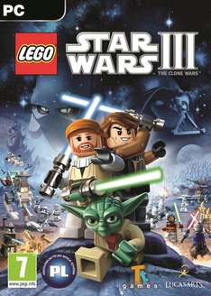 Lego Star Wars III: The Clone Wars (PC) za 8,99zł @ CDP.pl