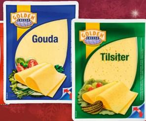 Ser żółty w plastrach marki Golden w cenie 5,99zł / 400g @ Netto