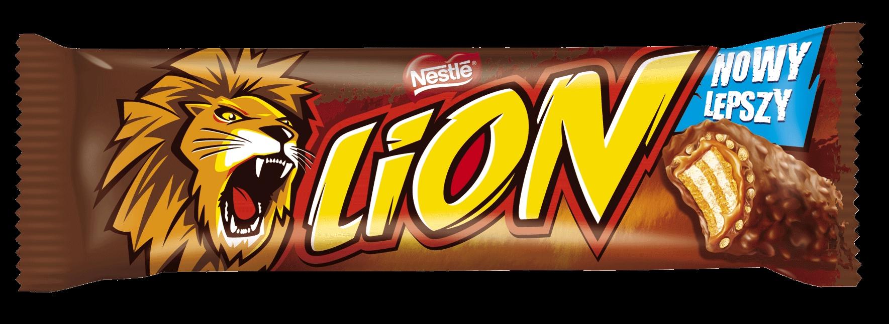 Baton Lion za 0,77 zł @ Kaufland