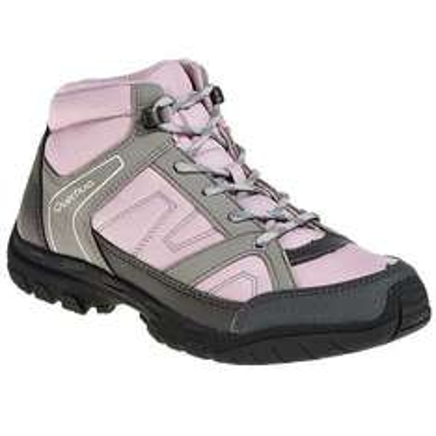Buty turystyczne dla dzieci ARPENAZ 50 QUECHUA za 34,99zł @ Decathlon