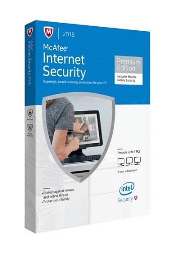 McAfee Internet Security 2015 ZA DARMO (6 miesięcy) @ Windowsdeal