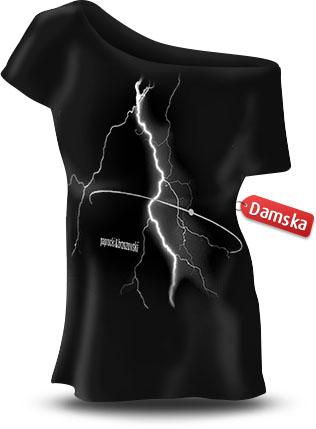 Koszulka projektu Paprocki&Brzozowski przy zakupie smartfona Huawei @ Plus