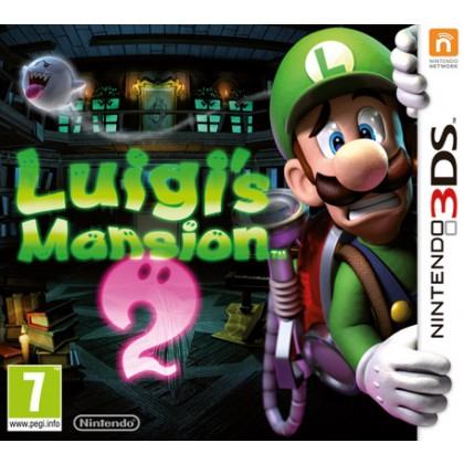 Luigi's Mansion 2 (Nintendo 3DS) za 126zł z wysyłką @ TheGameCollection