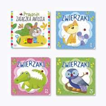 Książeczki dla dzieci za 2,99zł @ Aldi