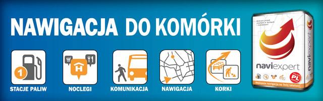 Miesięczny abonament na aplikację (Android, Windows) z mapami samochodowymi ZA DARMO @ NaviExpert